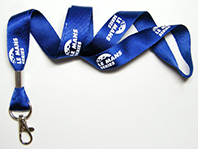 Imprinted Nylon Lanyards